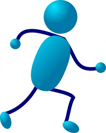 People Running A Race Clipart Clipart Panda Free Clipart Images