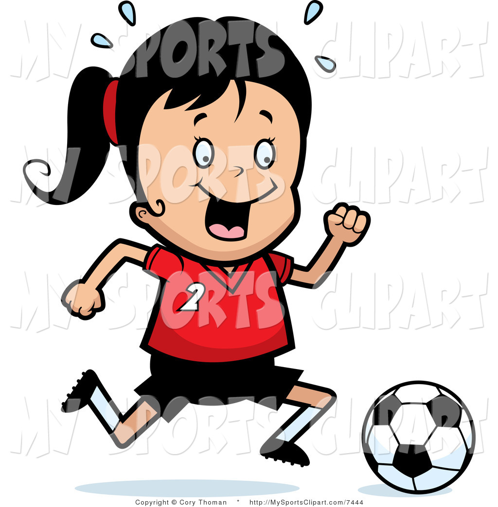 girl soccer player clipart clipart panda free clipart images rh clipartpanda com soccer player girl clipart soccer ball girl clipart