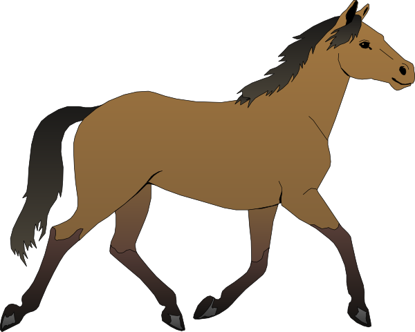 domain horse clip art clipart panda free clipart images rh clipartpanda com clip art horseshoes clipart horses head