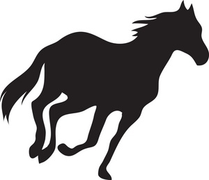 free horse silhouette clip art clipart panda free clipart images rh clipartpanda com horse silhouette clip art free horse head silhouette clip art