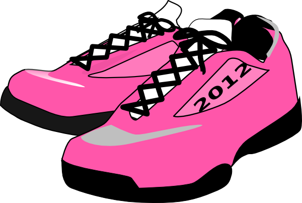 Running Shoes Clipart | Clipart Panda - Free Clipart Images