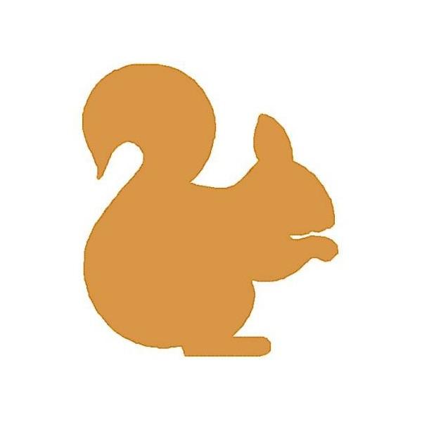 Running Squirrel Silhouette | Clipart Panda - Free Clipart ...