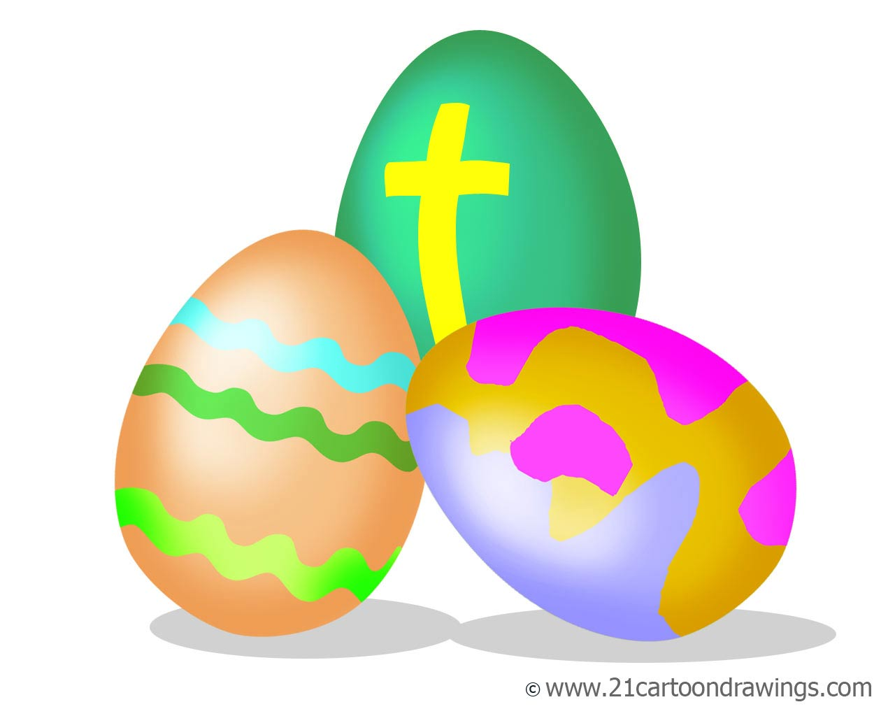 Free Christian Easter Clipart Images