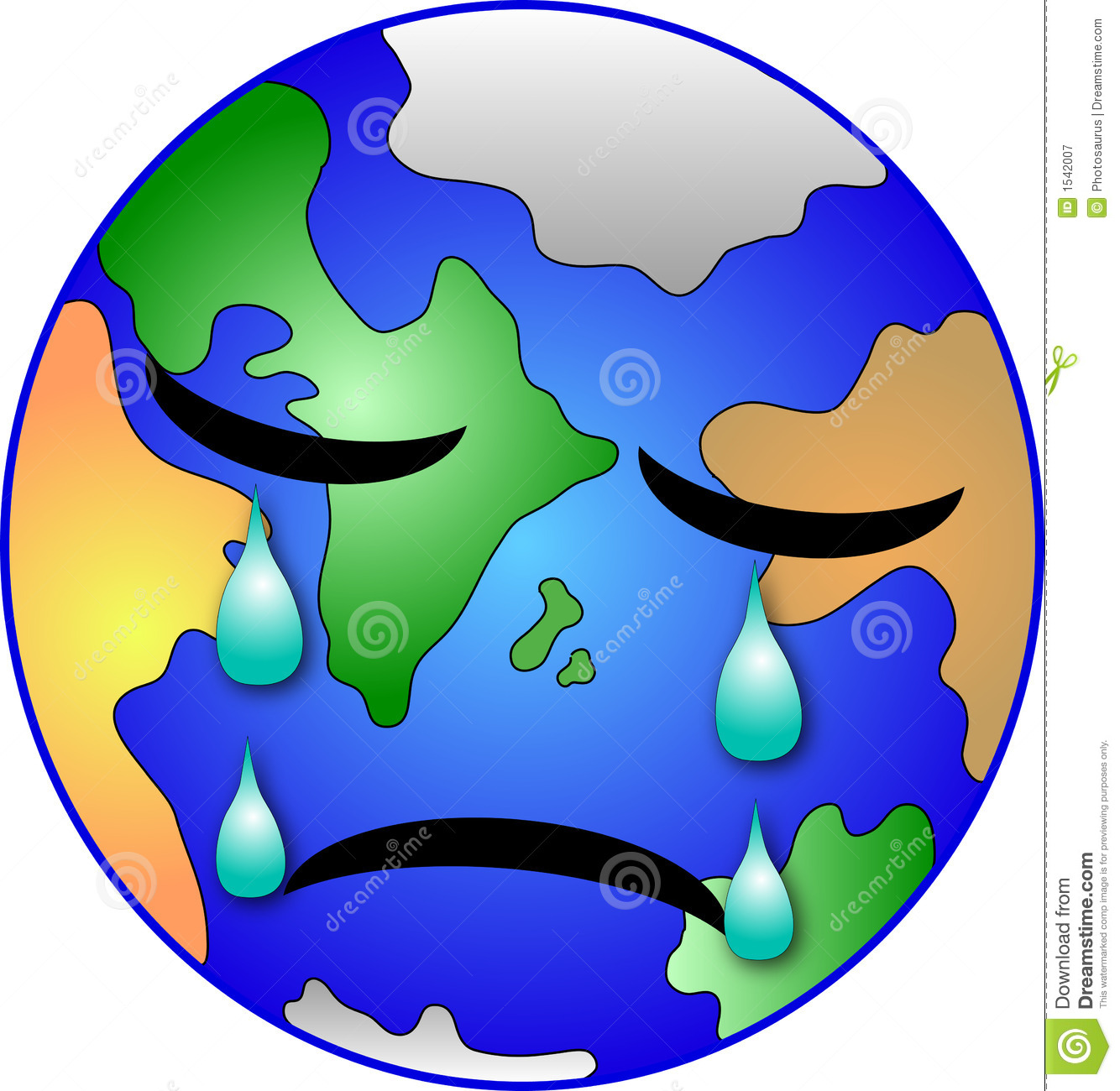 Sad Earth Clipart | Clipart Panda - Free Clipart Images