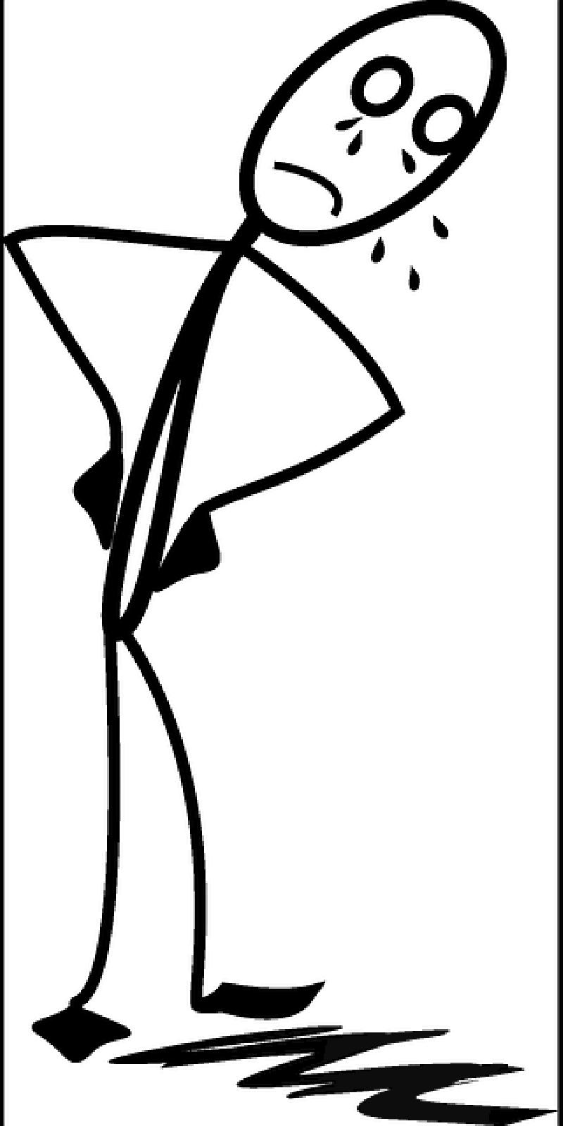 sad girl stick figure stickman cry man sad stick figure matchstick man sad girl stick figure clipart panda free clipart images