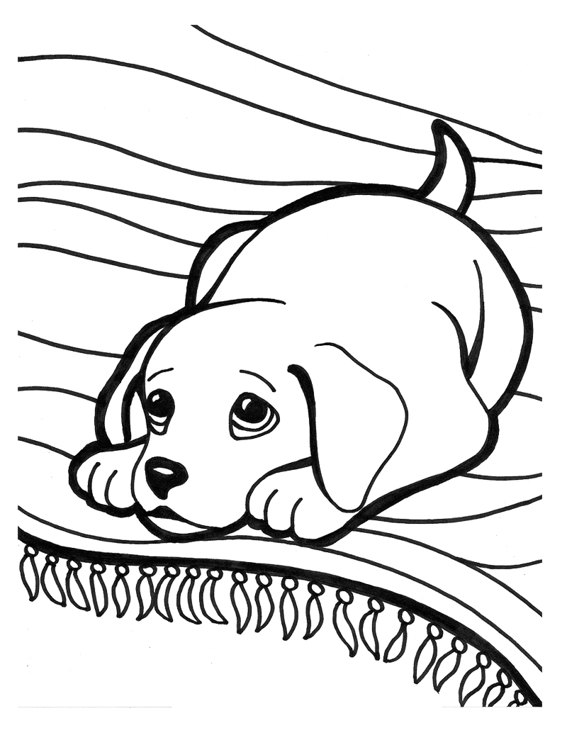 lab coloring pages to print - photo #31