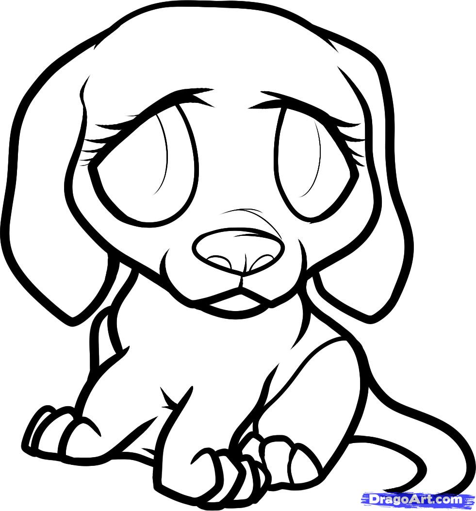 sad puppy cartoon clipart panda free clipart images