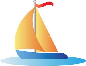 sailboat clipart free sailboat clipart images Sailboat Clip Art Black and White