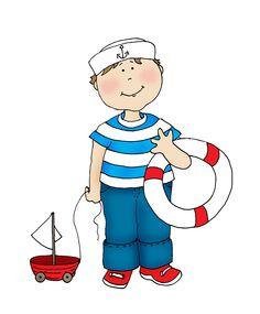 Znalezione obrazy dla zapytania sailor clipart