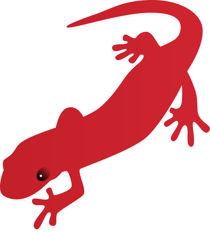 red salamander clip art on clipart panda free clipart images rh clipartpanda com salamander cartoon clipart