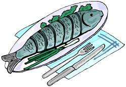 Fish Dinner Clipart | Clipart Panda - Free Clipart Images