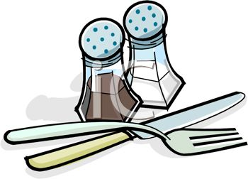 Gallery For Salt And Pepper Shakers Clipart