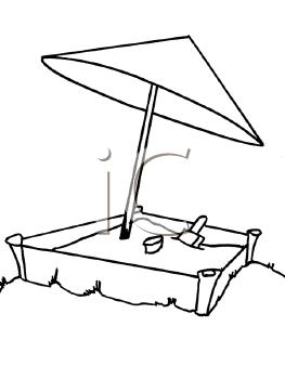 sandbox coloring pages. Black Bedroom Furniture Sets. Home Design Ideas