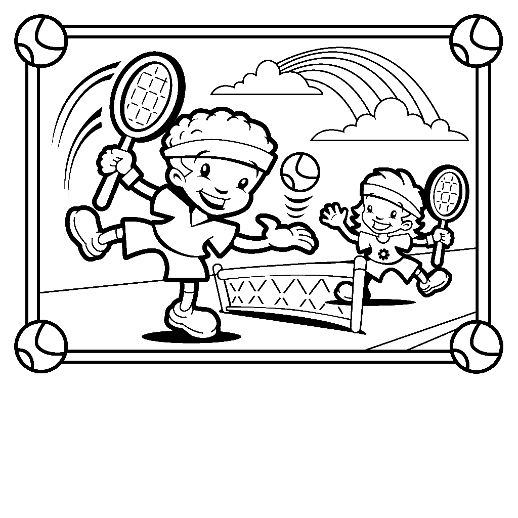 playing safe coloring pages - photo#23