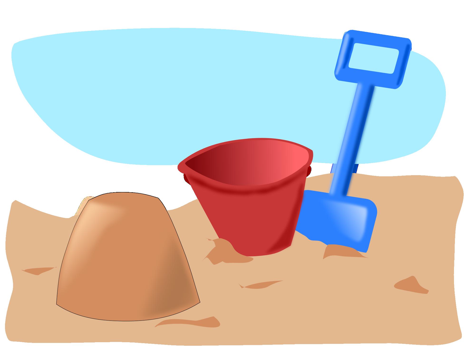 Free Beach Clip Art