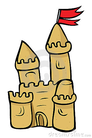 Clip Art Sandcastle Clipart sandcastle clipart panda free images