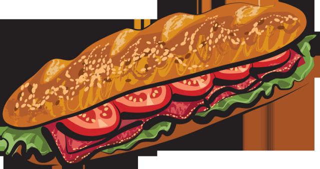 sandwich clip art free clipart panda free clipart images rh clipartpanda com submarine sandwich clipart sub sandwich vector clipart