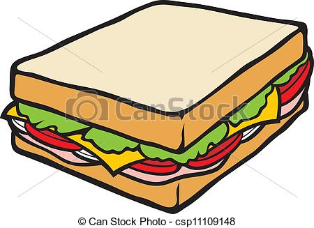 sandwich drawing clipart panda free clipart images ham radio clipart free ham clip art picture