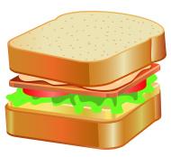 sandwich clip art free clipart panda free clipart images rh clipartpanda com sandwich clip art free sandwich clip art images