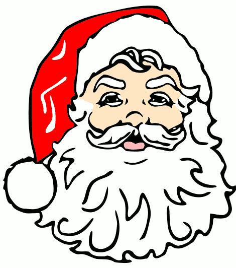 Santa claus clip art animated clipart panda free
