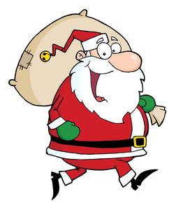 santa claus cartoon clipart clipart panda free clipart images rh clipartpanda com clip art of santa and sleigh clip art of santa's sleigh