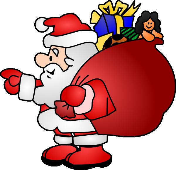 Santa Claus Clip Art | Clipart Panda - Free Clipart Images