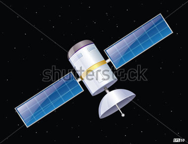how to make a satellite for a school project