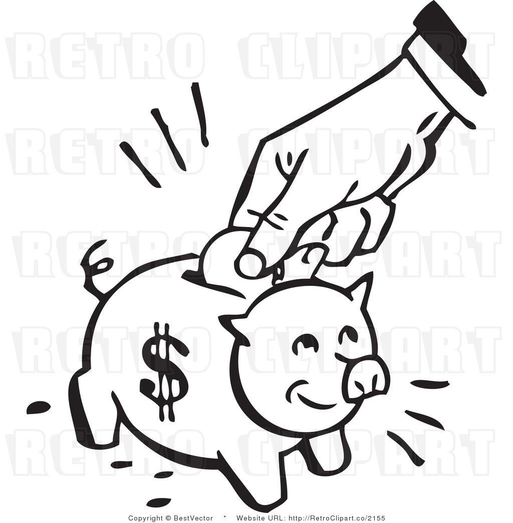 saving money clipart black and clipart panda free clipart images rh clipartpanda com Money Sign Clip Art Savings Clip Art