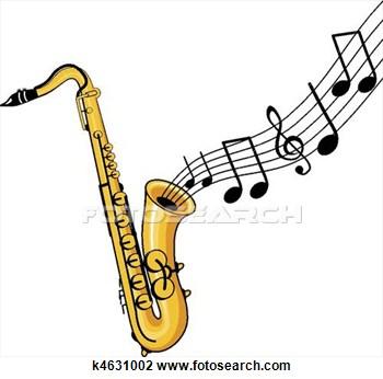 clip art saxophone clipart panda free clipart images rh clipartpanda com free clipart saxophone saxophone clip art black and white