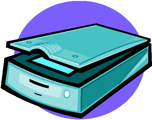 Computer Scanner Clipart | Clipart Panda - Free Clipart Images