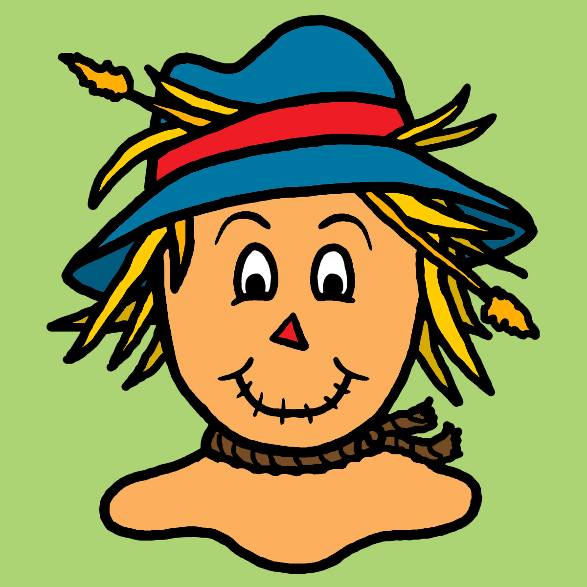 scarecrow-clip-art-scarecrow-clip-art-5 jpgScarecrow Face Clipart