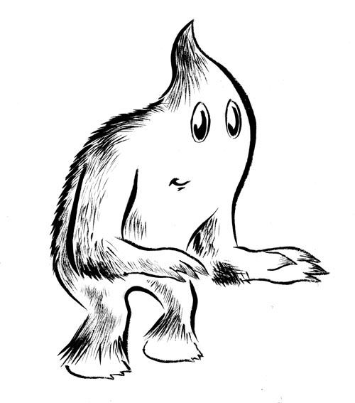 Draw A Monster Write A Plausible Backstory For The Monster That Makes It A Sympathetic Character Animated Writing Blog