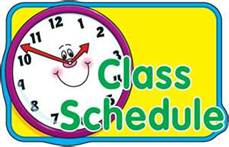 Image result for Schedule clip art