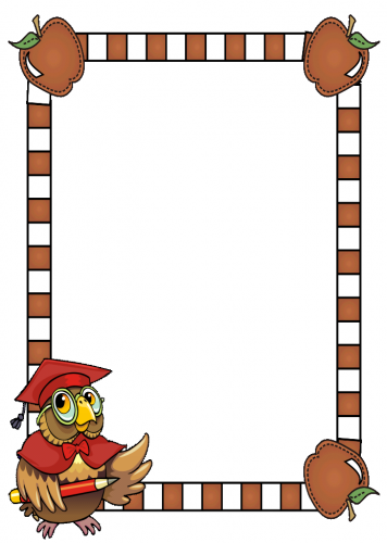 School Borders And Frames | Clipart Panda - Free Clipart ...