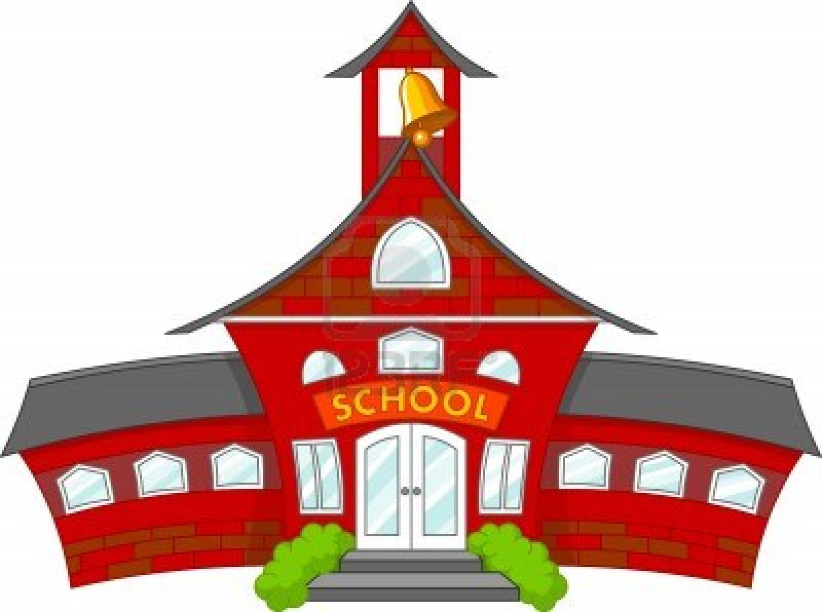 for cartoon school house clipart panda free clipart clip art school house with children in front clipart schoolhouse black and white