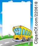 school bus border clipart clipart panda free clipart images rh clipartpanda com Funny School Bus Clip Art Transportation School Bus Clip Art