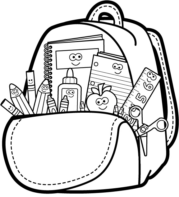 school-bus-clip-art-black-and-white-Black-and-white-School-Clip-Art ...