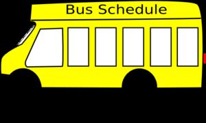 School Bus Clip Art