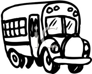 school%20bus%20clipart%20black%20and%20white