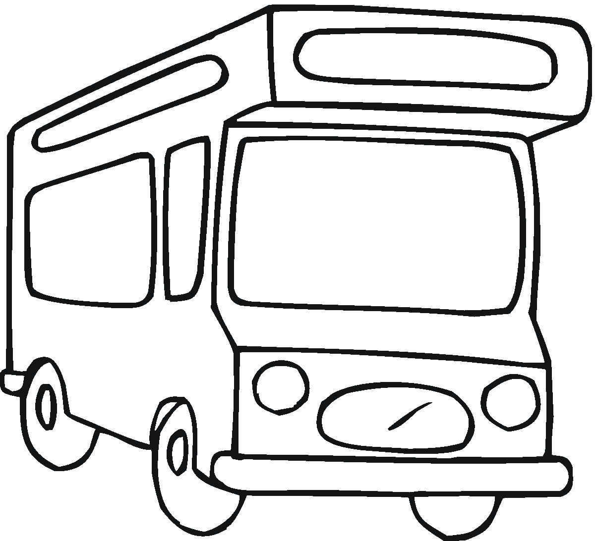 Magic school bus coloring pictures - School 20bus 20coloring 20page