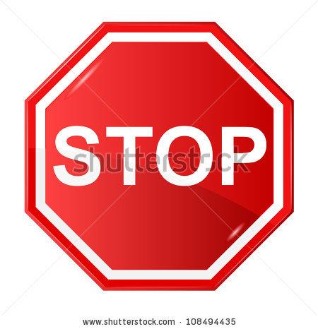 School Bus Stop Sign Clip Art | Clipart Panda - Free ...