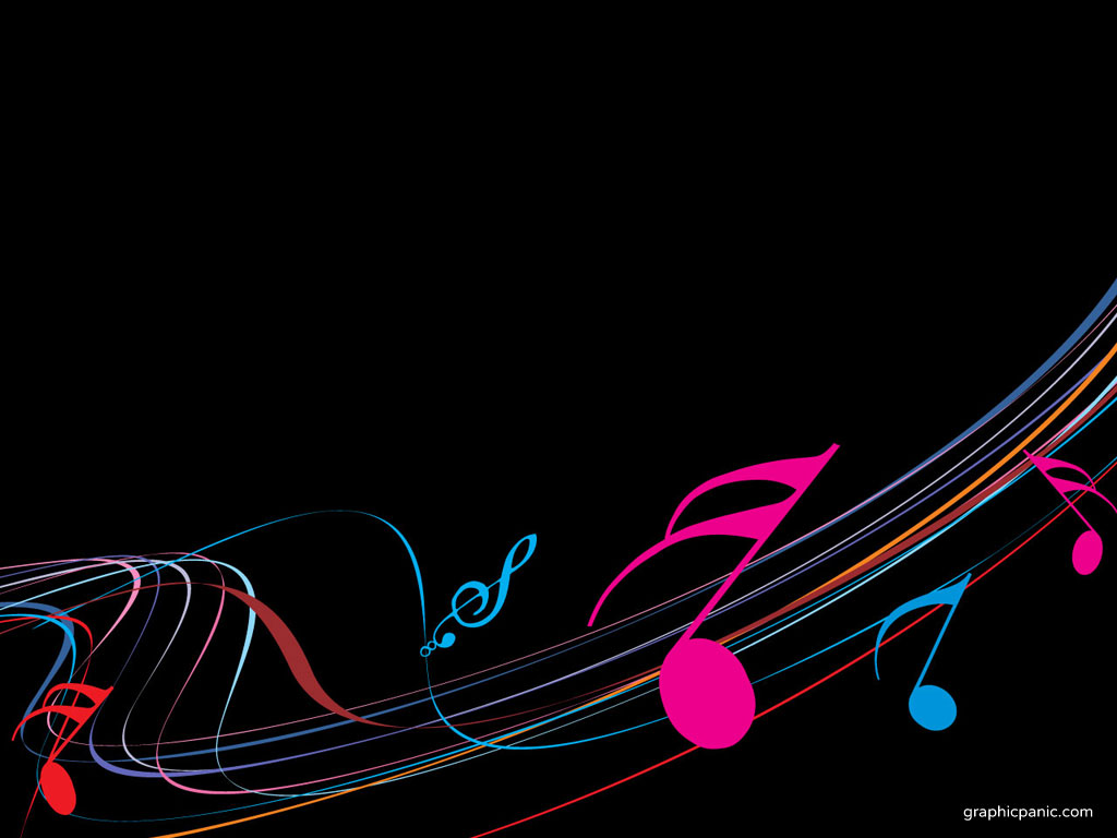 Abstract Art Music Notes Background 1 Hd Wallpapers: School Chalkboard Backgrounds For Powerpoint