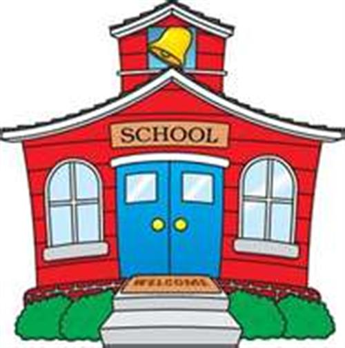 Image result for clip art of a school