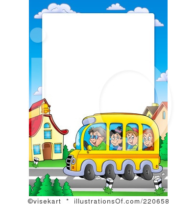 School Clipart Free Borders | Clipart Panda - Free Clipart Images