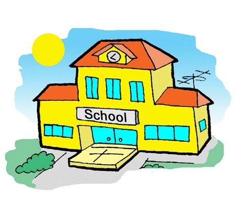 Image result for arrive at school clipart