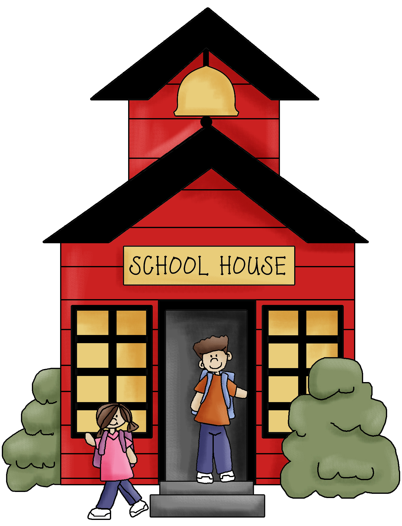 school house images clipart panda free clipart images rh clipartpanda com clip art for school children clip art for school nurses
