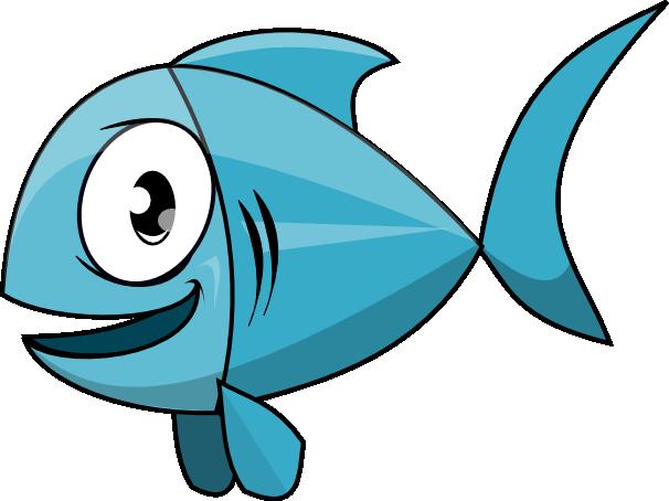 School Of Fish Clip Art