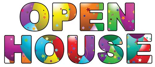School Open House Clipart Clipart Panda Free Clipart