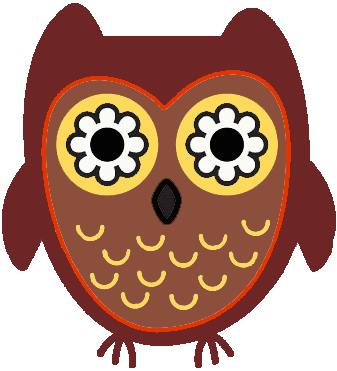 school owl clipart clipart panda free clipart images Owl Wings Clip Art Owl On Branch Clip Art