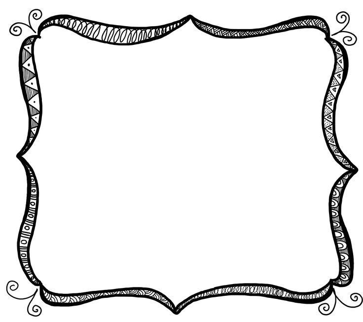 Picture Frame Clip Art Free | Clipart Panda - Free Clipart Images